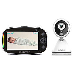 Summer Infant Baby Pixel® Zoom HD™ 5-Inch Video Monitor in White