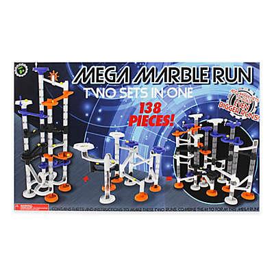 Gener8 138-Piece Mega Marble Run Playset