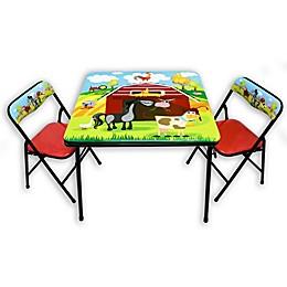 Gener8 Barnyard Table & Chair Set