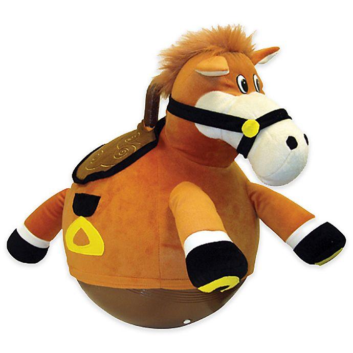 Alternate image 1 for Gener8 Hoppy Horse Plush Toy