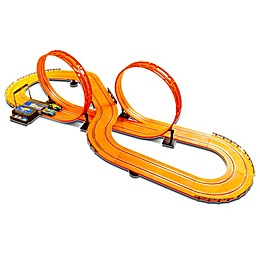 KidzTech Hot Wheels® Electric 20.7-Foot Race Track Playset