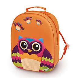 Oops 3D Owl Easy Backpack in Orange