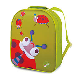 Oops 3D Lady Bug Easy Backpack in Green