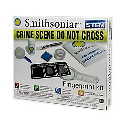 Smithsonian® Finger Print Set