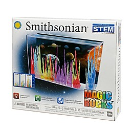 Smithsonian® Magic Rock Set