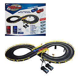Grandex Battery Operated Race Track Playset