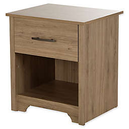 South Shore Fusion 1-Drawer Nightstand