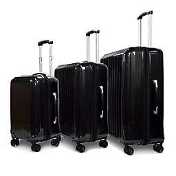 Traveler Space Laredo 3-Piece Spinner Luggage Set
