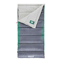 Coleman® Autumn Glen™ Adult Sleeping Bag in Green/Grey