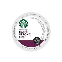 Starbucks® Caffe Verona® Dark Roast Coffee Keurig® K-Cup® Pods 16-Count