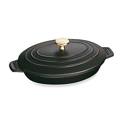 Staub Oval Hot Plate with Lid