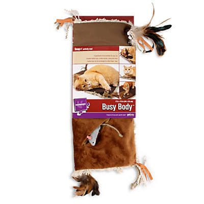PetLinks Busy Body™ Snap+™ Activity Mat for Cats