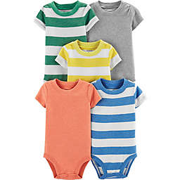 4078dfeadb83 Carter s reg  Short-Sleeve Body Suits ...