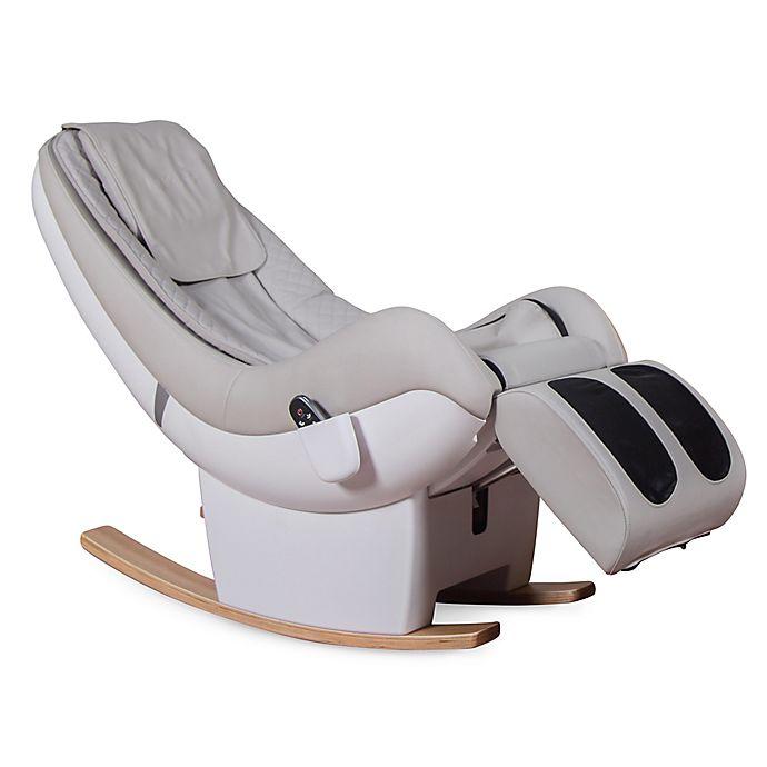 Alternate image 1 for truMedic® Rocking Massage Chair