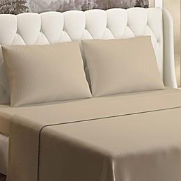 Brielle 630-Thread-Count 100% Cotton Sateen Sheet Set