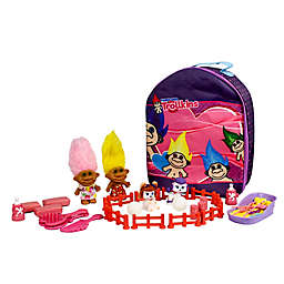 Harbour Trade Fairly Odd Trollkins Carrying Case Playset