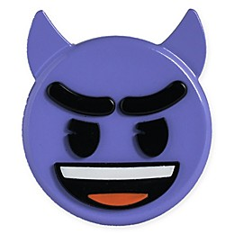 SpaRoom® Devil Emoji Spicy Citrus 0.8 oz. Air Freshener in Purple