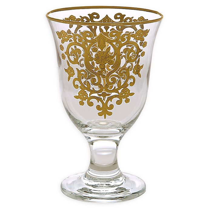 Alternate image 1 for Classic Touch Glim Brandy Glasses (Set of 6)