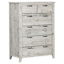 South Shore Lionel 6-Drawer Lingerie Chest