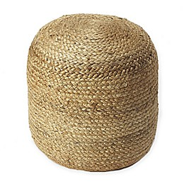 Butler Specialty Company Pouf Ottoman in Natural