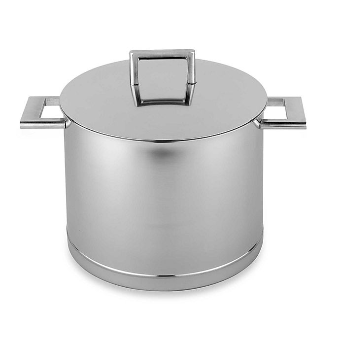 Alternate image 1 for Demeyere John Pawson Stock Pot with Lid