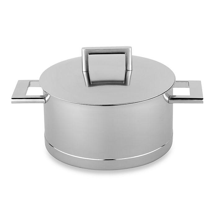 Alternate image 1 for Demeyere 4.2-Quart John Pawson Dutch Oven with Lid