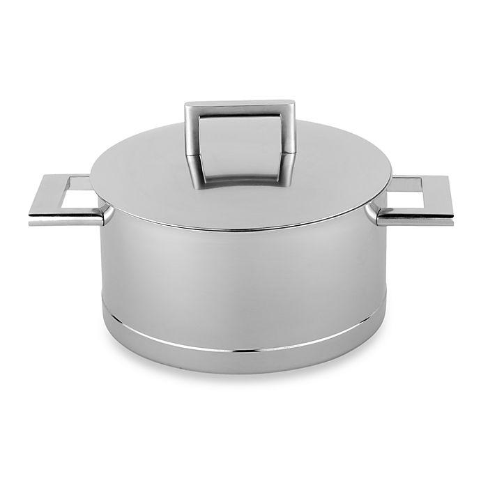 Alternate image 1 for Demeyere 5.5-Quart John Pawson Dutch Oven with Lid