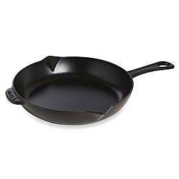 Staub Cast Iron 12-Inch Fry Pan