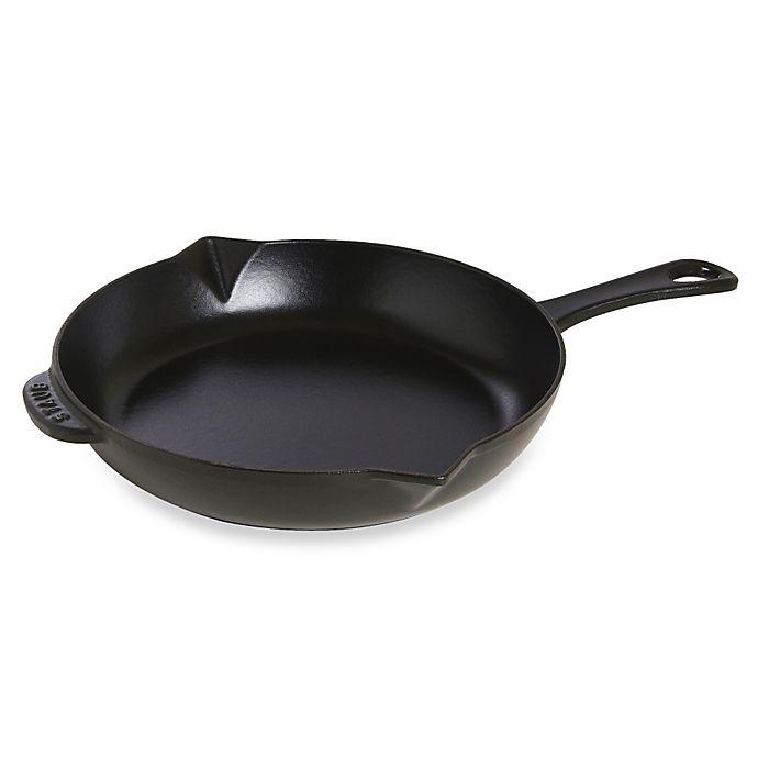 Alternate image 1 for Staub Cast Iron 12-Inch Fry Pan