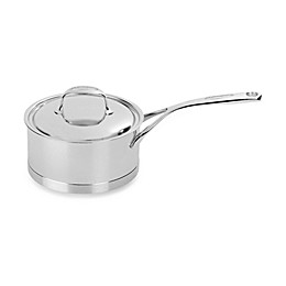 Demeyere Atlantis Stainless Steel Saucepans with Lid