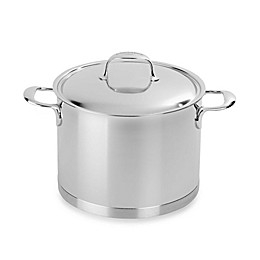 Demeyere Atlantis Stainless Steel Stock Pot with Lid