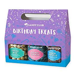 Candy Club Birthday Treats Gift Set