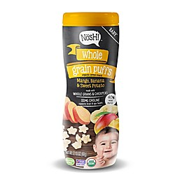Nosh™ 2.1 oz. Mango, Banana, and Sweet Potato Whole Grain Puffs Cereal Snack