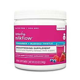UpSpring® Milkflow™ Fenugreek Berry Drink Mix