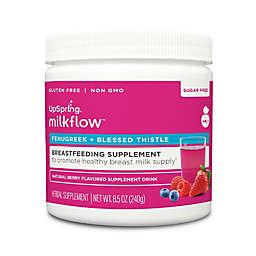 UpSpring® Milkflow™ Fenugreek Berry Drink Mix