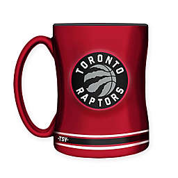 NBA Toronto Raptors Ceramic Sculpted Relief Mug