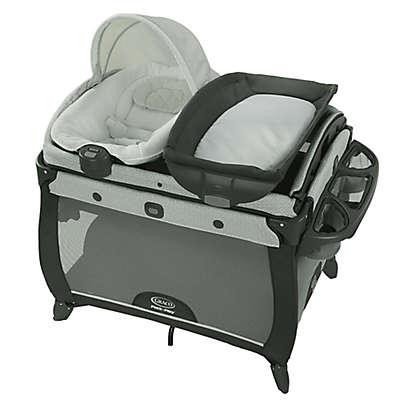 Graco® Pack 'N Play Newborn 2 Toddler Playard in Wit