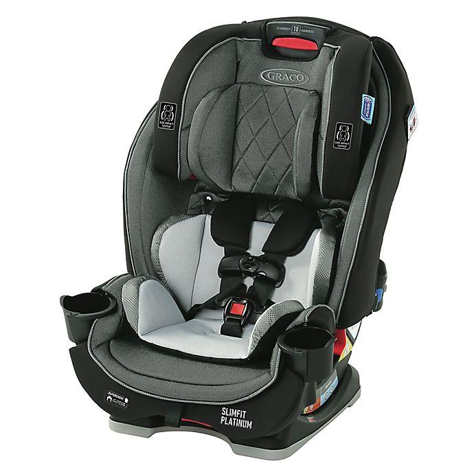 Alternate image 1 for Graco® SlimFit™ Platinum 3-in-1 Car Seat
