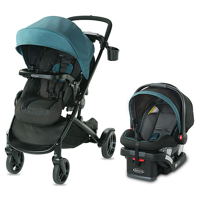 Alternate image 1 for Graco® Modes2Grow Travel System in Marina