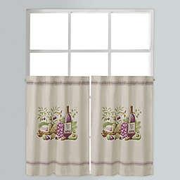 Provence Window Curtain Tier Pair