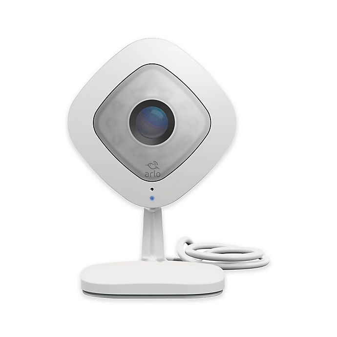 Alternate image 1 for Arlo® Q VMC3040100NAS Network Security Camera in White