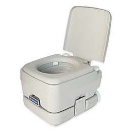Stansport™ Easy-Potty Portable Toilet in Grey
