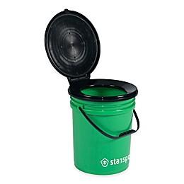 Stansport® Toilet Bucket in Green