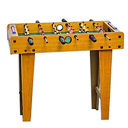 Homeware Giant 27-Inch Wood Foosball Table with Legs