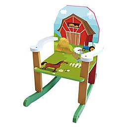 Homeware Wood Farm Rocking Chair