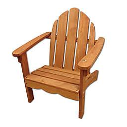 Wooden Outdoor Kids Deck Chair