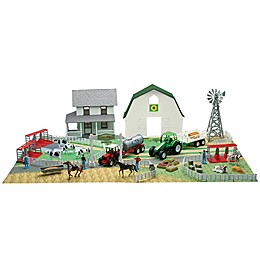 New Ray 54-Piece Farm Playset