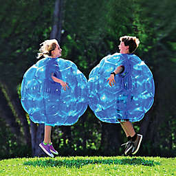Pyramid Toys 2-Pack Inflatable Bumper Balls in Blue