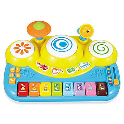 Learning Years Sing-A-Long Drum and Keyboard