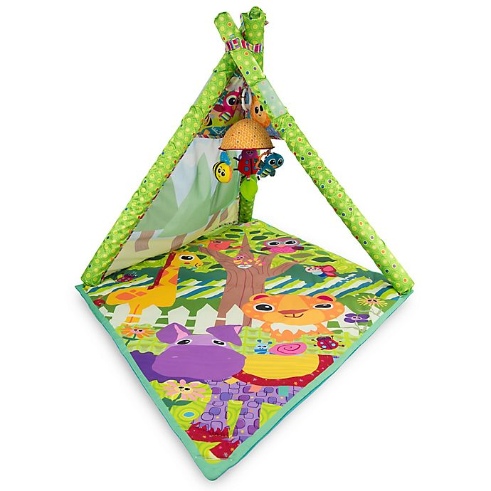Alternate image 1 for Lamaze® 4-in-1 Activity Gym